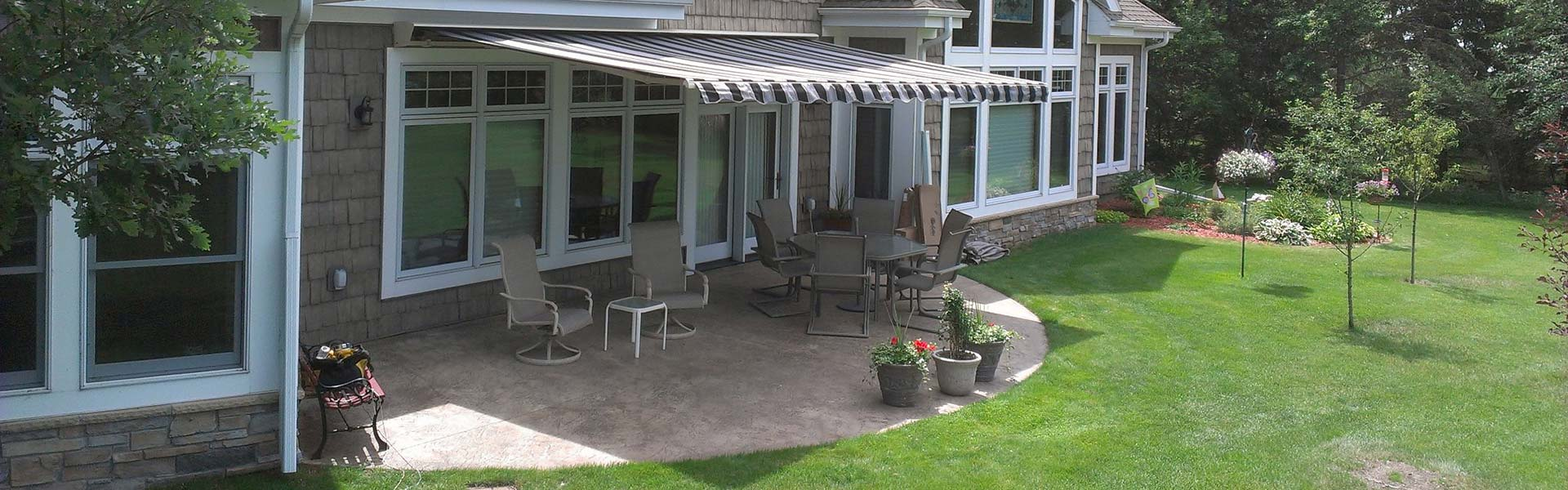 retractable awnings in melbourne fl automatic awning